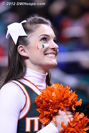 DWHoops Photo  - MIA Players:  Miami Cheerleaders