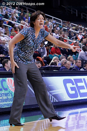 DWHoops Photo  - MIA Players: Head Coach Katie Meier