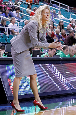 Harper senses that the Pack can win  - NCSU Players: Head Coach Kellie Harper