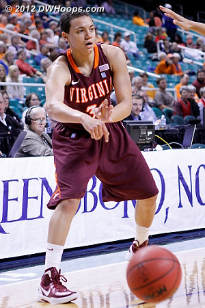 DWHoops Photo  - VT Players: #31 Monet Tellier