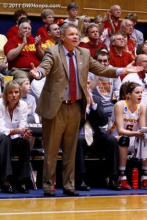 ISU head coach Bill Fennelly
