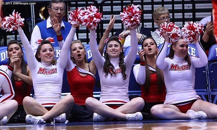 Marist Cheerleaders
