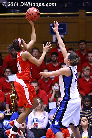 Yarde answers, 55-50 Marist  - Duke Tags: #13 Karima Christmas 24 Corielle Yarde