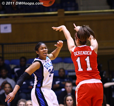 Miss  - Duke Tags: #34 Krystal Thomas 11 Leanne Ockenden