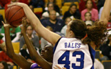 Alison Bales shot block in the 2006 Final Four